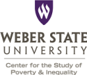 weber state center for the study of poverty & inequality