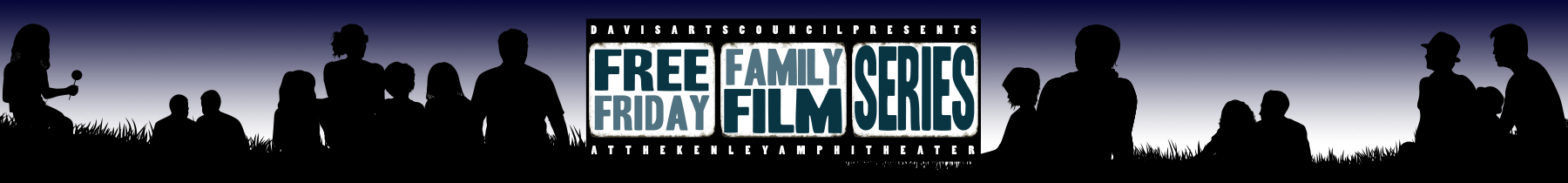 Free Friday Family Film Series: The newest free program of Davis Arts Council