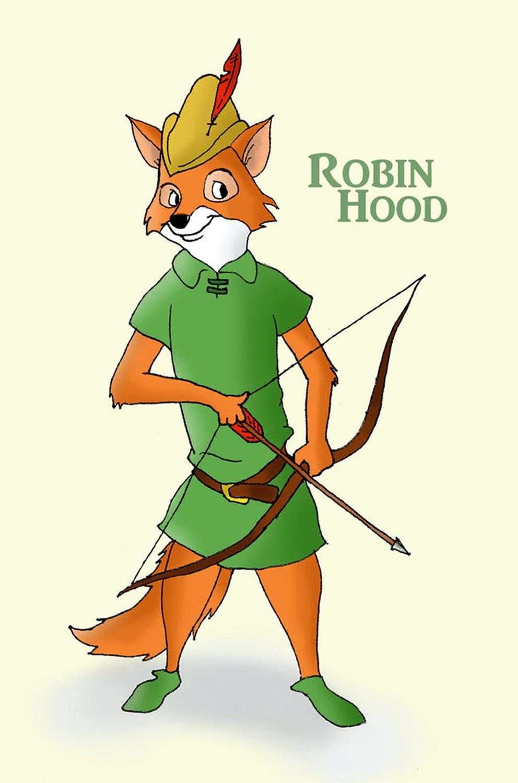 robin hood - photo #25
