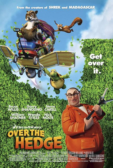 Over the Hedge - Davis Arts Council